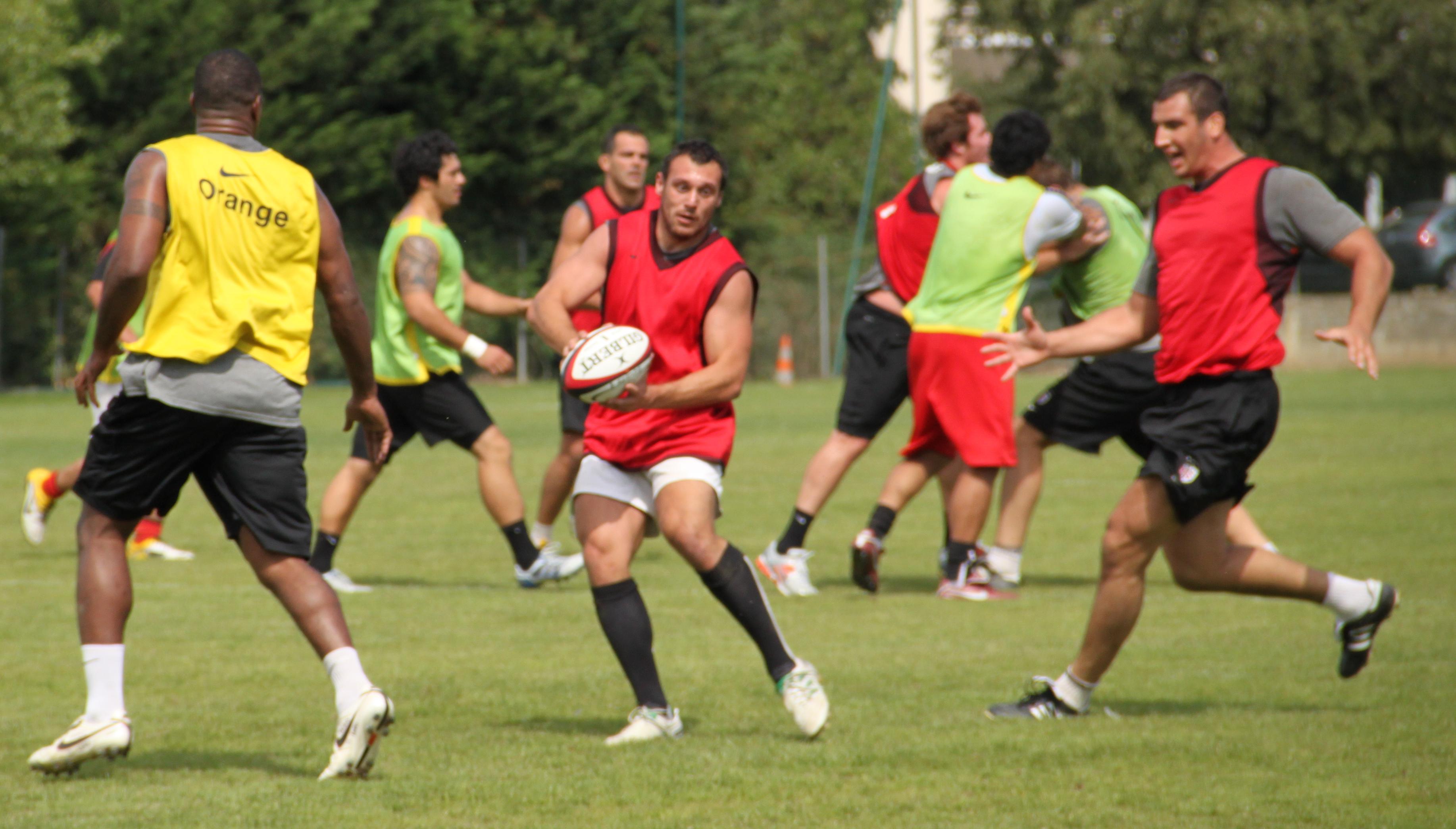 Waar kan je touch rugby spelen?