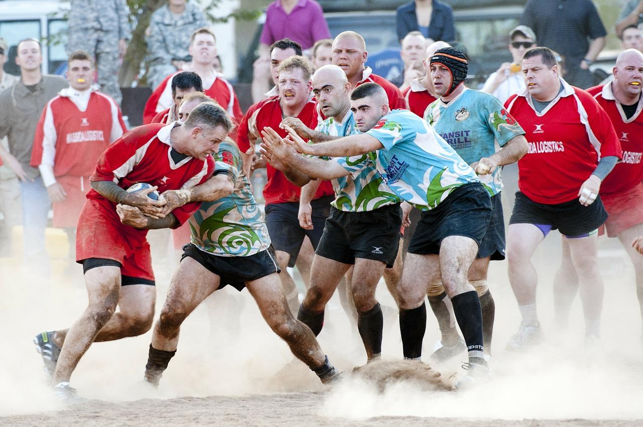 De spelregels van touch rugby